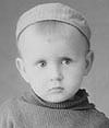 Wladimir Matuchin - three years old